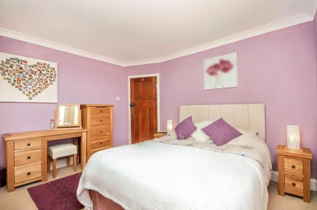 Master Bedroom of Great Bowden Road, Market Harborough, Leicester, Leicestershire LE16