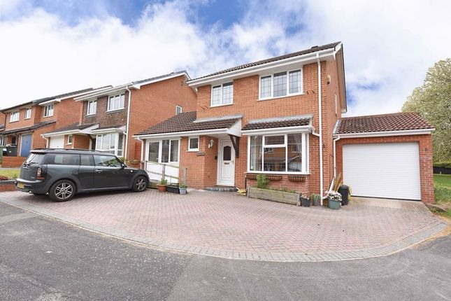 Thumbnail Detached house for sale in Grebe Close, Basingstoke