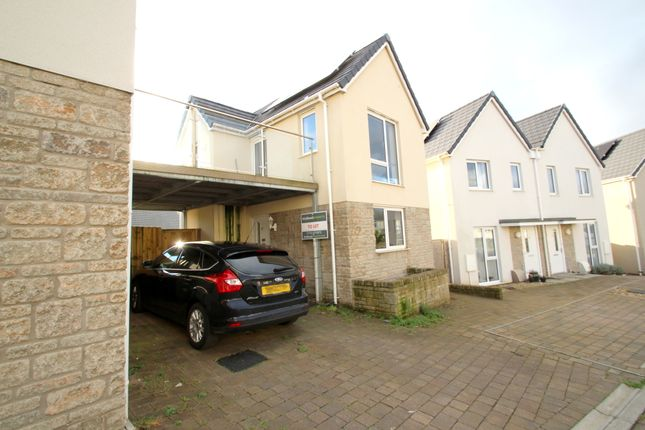 Thumbnail Detached house to rent in Vixen Way, North Prospect