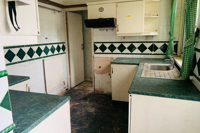 Kitchen of East Street, Port Talbot, Neath Port Talbot. SA13