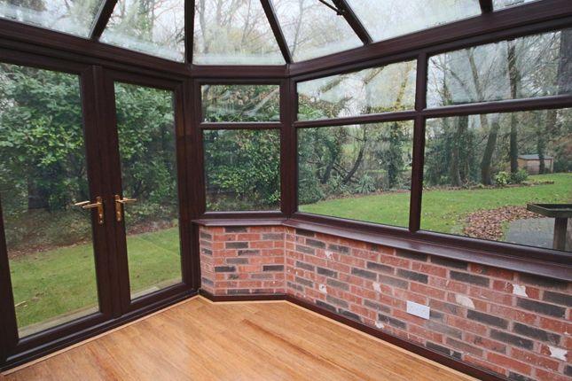 Conservatory of Castle Walk, Penwortham, Preston PR1
