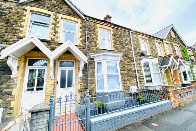 Thumbnail Terraced house for sale in Coleshill Terrace, Llanelli