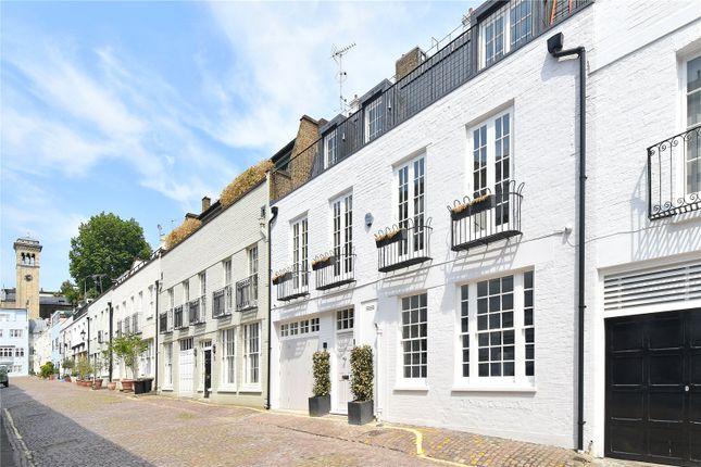 Thumbnail Mews house for sale in Ennismore Mews, Knightsbridge, London