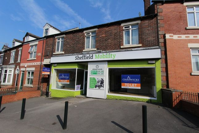 Thumbnail Land to rent in Chesterfield Road, Sheffield