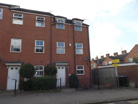 Thumbnail End terrace house for sale in Lathkill Street, Market Harborough, Leicestershire, .