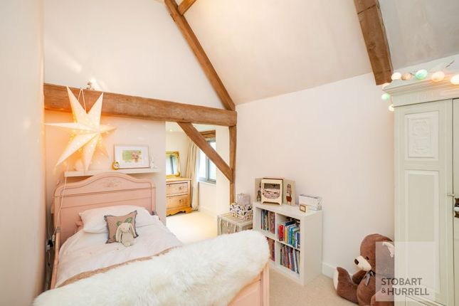 Bedroom 3 of East Barn, High Street, Sloley, Norfolk NR12