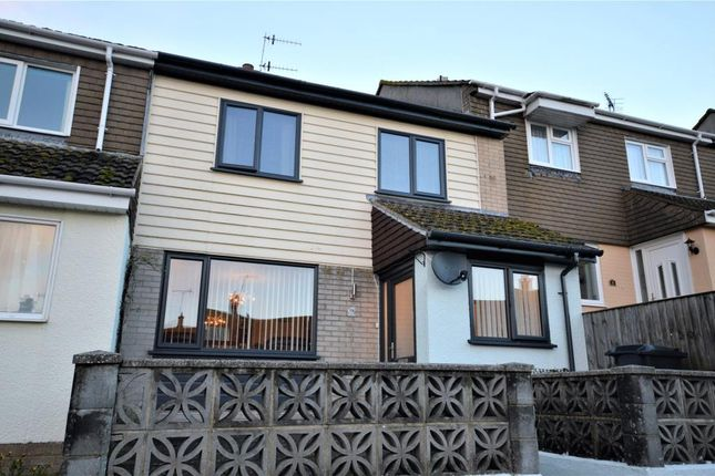 Thumbnail Terraced house for sale in Kingsway, Teignmouth, Devon
