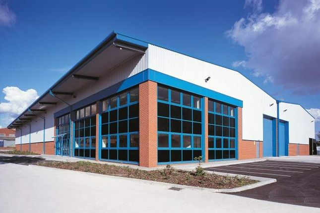 Thumbnail Industrial to let in Paget 12 Zone 3, Burntwood Business Park, Burntwood