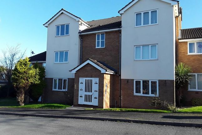Thumbnail Flat for sale in Charlecote Park, Newdale, Telford