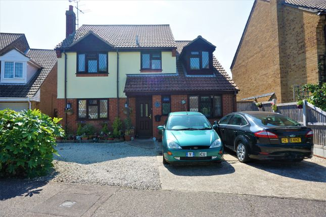Thumbnail Detached house for sale in Rokell Way, Frinton-On-Sea
