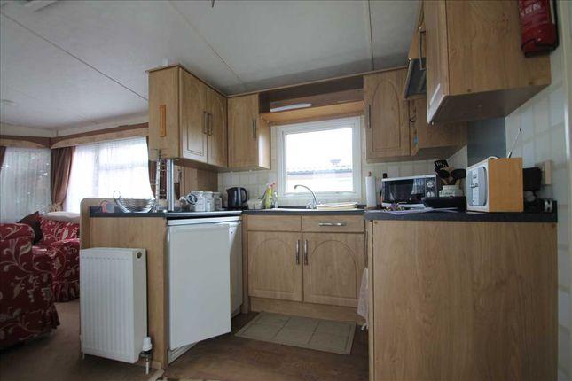 Kitchen of Curlew Close, Suffolk Sands, Felixstowe IP11