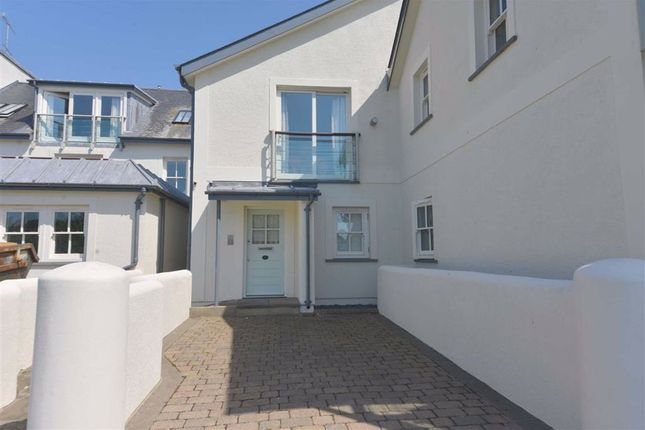 Thumbnail Maisonette for sale in St Nons Apartments, 4, Catherine Street, St Davids, St Davids, Dyfed