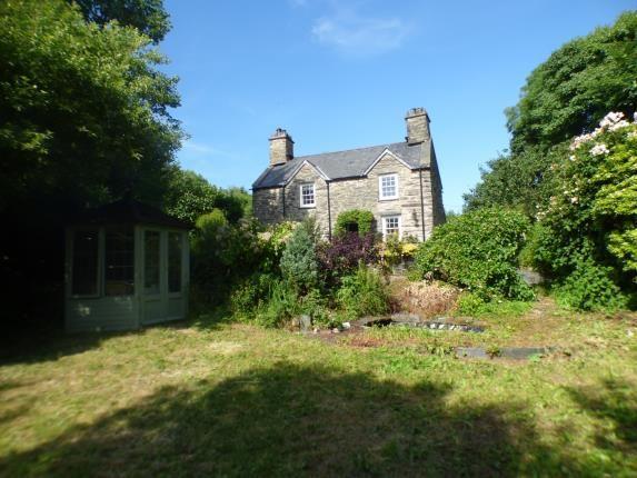 Thumbnail Detached house for sale in Minffordd, Penrhyndeudraeth, Gwynedd