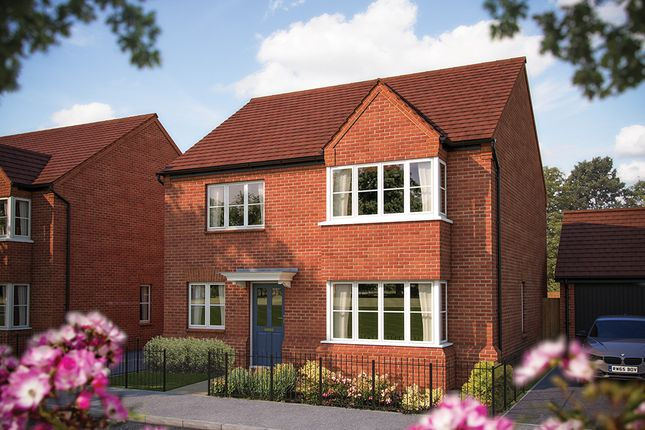 "Thumbnail Detached house for sale in ""The Canterbury"" at Gable Mews, Salford Road, Bidford-On-Avon, Alcester"