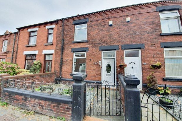 3 bed terraced house to rent in Nutgrove Road, St. Helens WA9