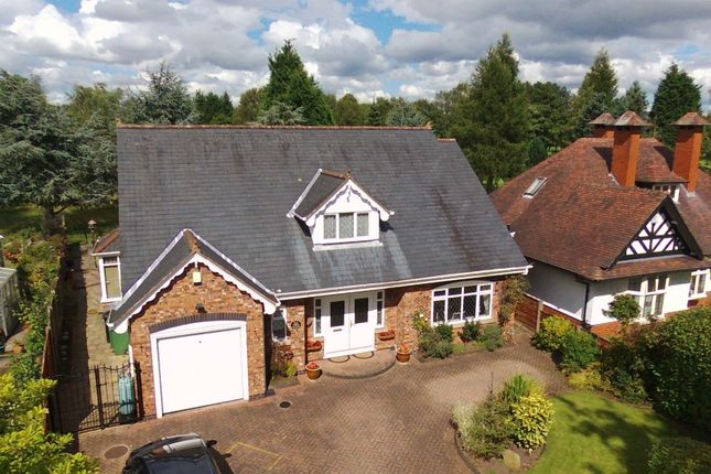 Thumbnail Detached house for sale in Moorside Road, Urmston, Manchester