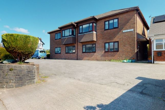 2 bed flat to rent in Pantbach Road, Rhiwbina, Cardiff CF14