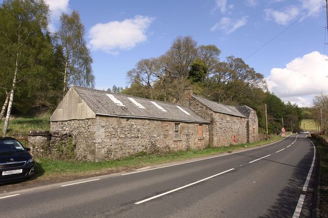 Thumbnail Barn conversion for sale in Quiog, By Crieff