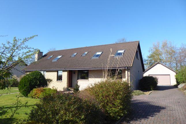 Thumbnail Detached house for sale in Carden Close, Alves