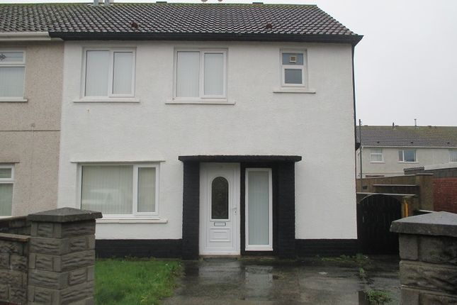 3 bed semi-detached house to rent in Daffodil Close, Port Talbot, Neath Port Talbot. SA12