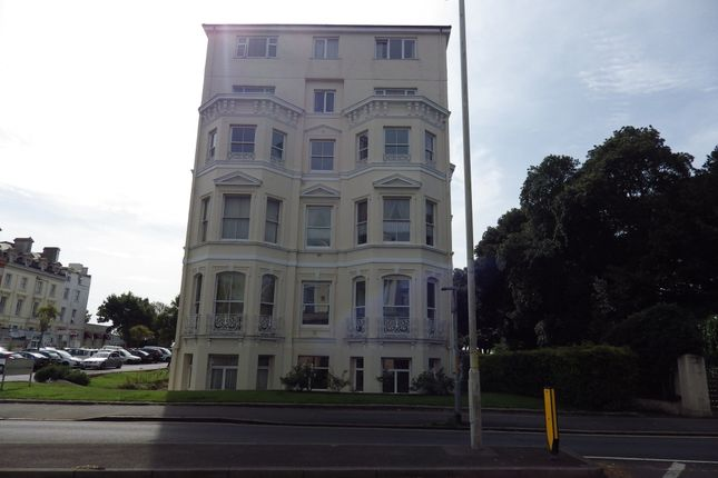 Thumbnail Flat to rent in Leaside Court, Clifton Gardens, Folkestone