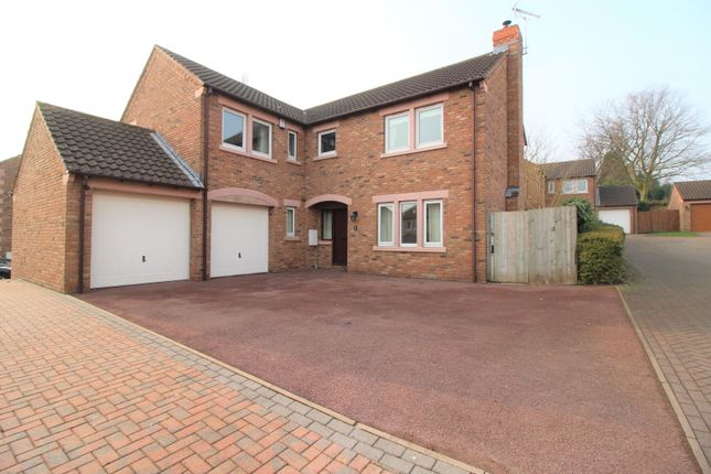 Thumbnail Detached house to rent in Saddlers Grove, Badsworth, Pontefract