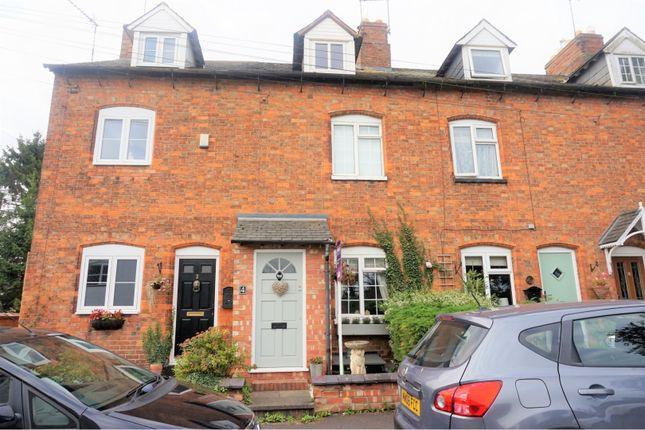 Thumbnail Terraced house for sale in Paget Street, Kibworth