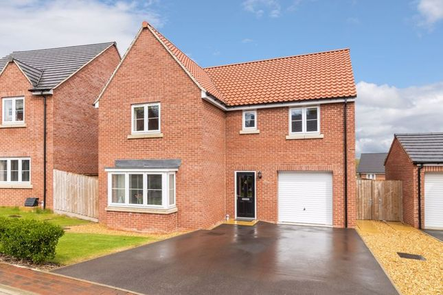 4 bed detached house for sale in Headland Rise, Malton YO17
