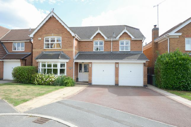 Thumbnail Detached house for sale in Glebe View, Barlborough, Chesterfield