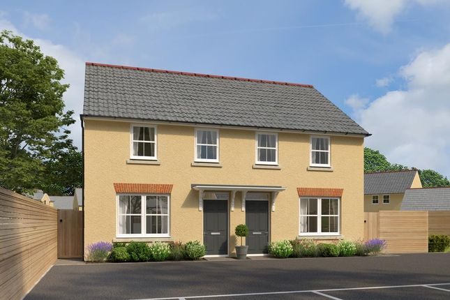 """Thumbnail End terrace house for sale in """"Archford"""" at Northfield Lane, Barnstaple"""