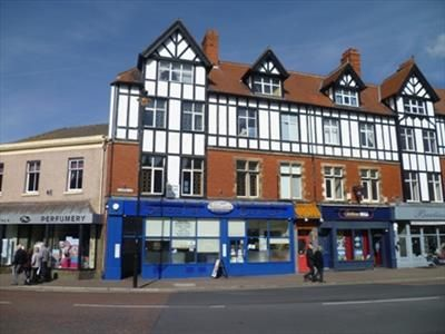 Thumbnail Commercial property for sale in 97-99 & 97A Clifton Street, Lytham, Lancashire
