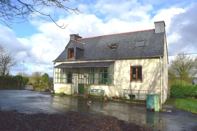 Thumbnail Detached house for sale in 29246 Poullaouen, Finistère, Brittany, France