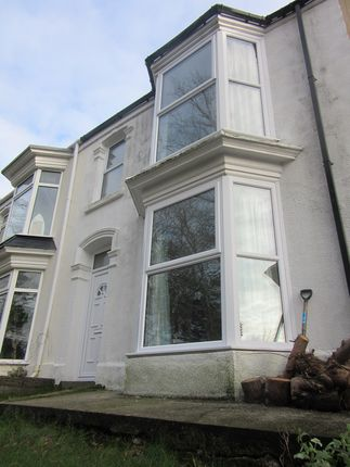 Thumbnail Terraced house to rent in Brynmill Terrace, Brynmill, Swansea.
