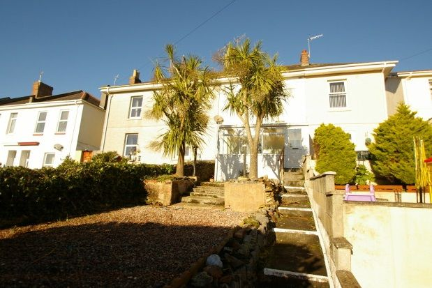 Thumbnail Property to rent in Alexandra Road, Ford, Plymouth