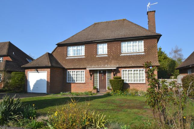 Thumbnail Detached house for sale in The Leys, Amersham