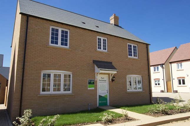 """Thumbnail Detached house for sale in """"The Kedleston"""" at Whitelands Way, Bicester"""