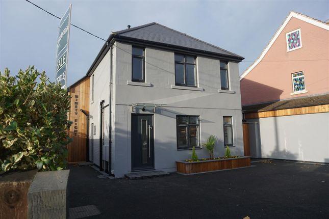 Thumbnail Detached house for sale in Bradley Road, Trowbridge