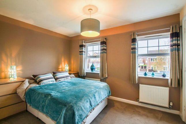 Master Bedroom of Orchard Court, South Normanton, Alfreton DE55