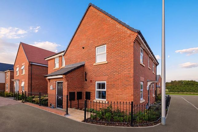 """1 bed end terrace house for sale in """"Group"""" at Vickers Way, Warwick CV34"""