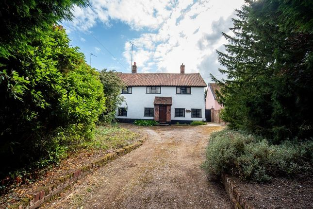Thumbnail Detached house for sale in Combs Lane, Stowmarket