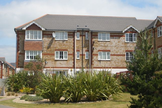 Thumbnail Flat to rent in Long Beach Close, Eastbourne