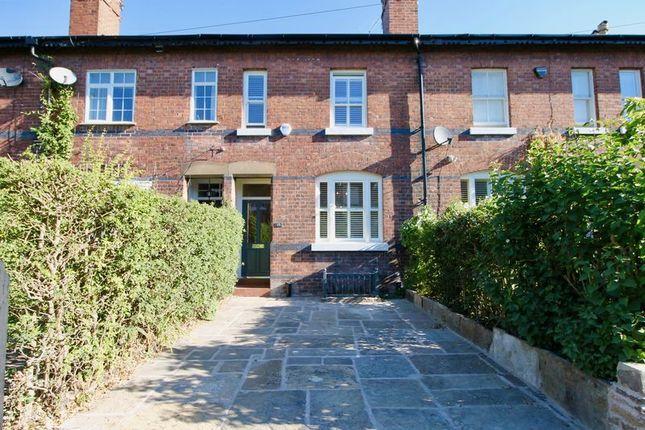 Thumbnail Terraced house to rent in Moss Lane, Alderley Edge