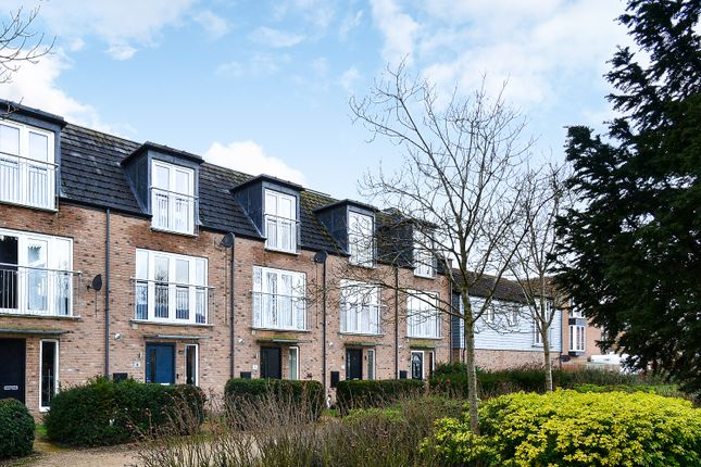 3 bed town house for sale in Gatekeeper Walk, Little Paxton, St. Neots PE19