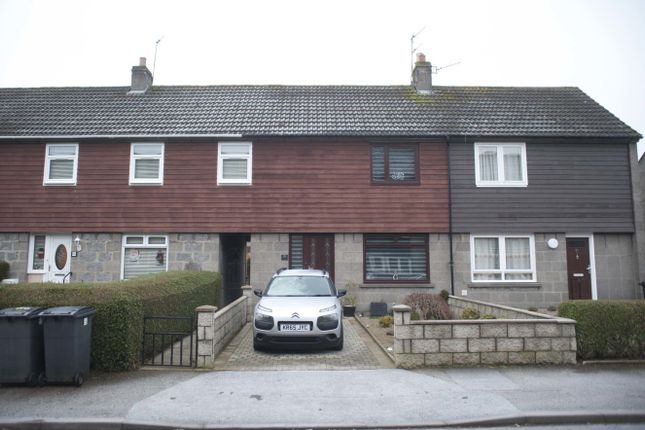 Thumbnail Semi-detached house for sale in Caiesdykes Drive, Aberdeen