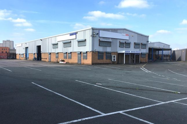 Thumbnail Warehouse to let in Unit A, Dartmouth Circus Industrial Estate, Bracebridge Street, Birmingham
