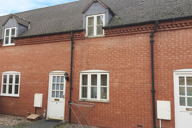 Thumbnail Terraced house for sale in Brewery Court, Bewdley Street, Evesham