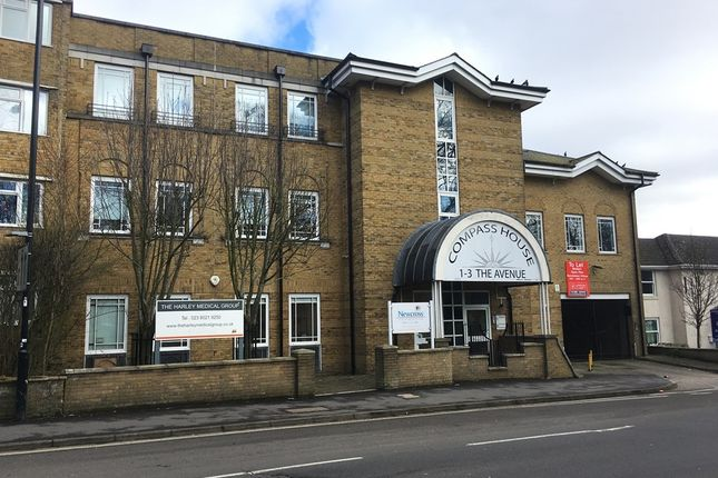 Office to let in Compass House, 1-3 The Avenue, Southampton
