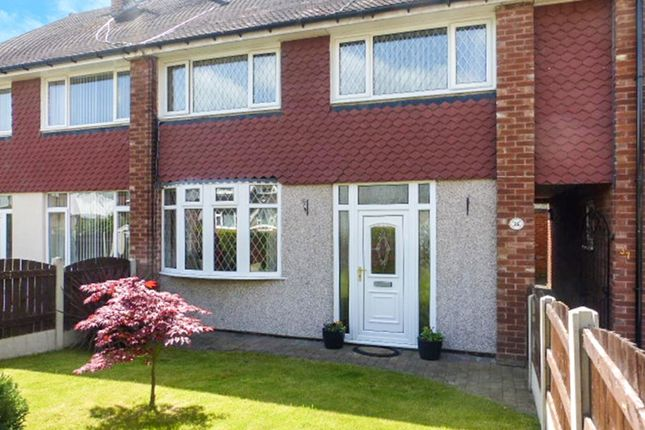 Thumbnail Town house for sale in Goodwin Road, Rockingham, Rotherham