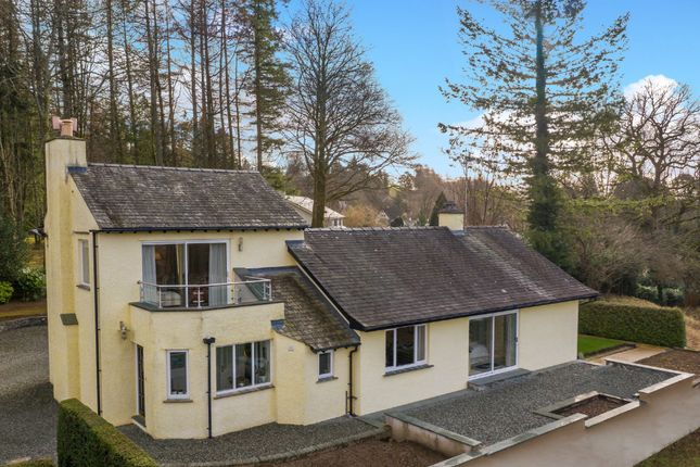 Thumbnail Detached house for sale in Tanglewood, Sun Hill Lane, Troutbeck Bridge, Windermere