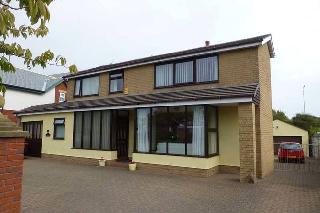 Thumbnail Detached house for sale in Rowland Lane, Thornton-Cleveleys